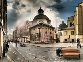 Lwów - panorama miasta / fot. Panoramas/CC/Flickr