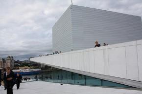Opera w Oslo/Robert Sharp/CC/Flickr