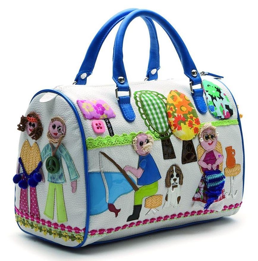 шьем сумки прямоугольную