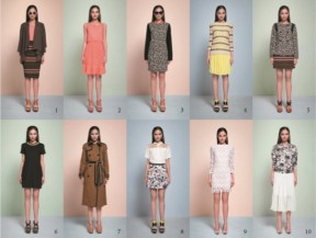Zalando Collection Women SS13 Lookbook18