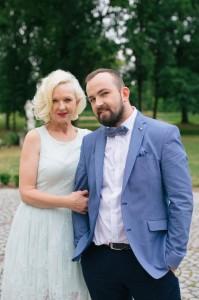 Dariusz i Krystyna Niewinscy