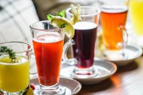 drinki herbaciane