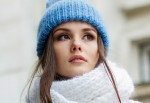 włosy-zimą