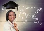 studentka z afryki