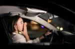 panika za kierownicą