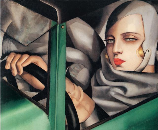 Tamara Łempicka: Malowałam królów i prostytutki « EksMagazyn