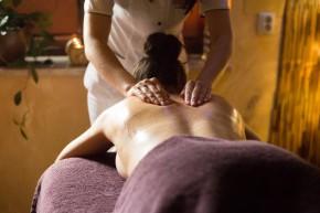 relaksujący masaż z Biowitalnym SPA Manor House