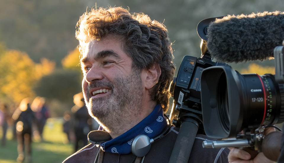 Joe Berlinger. Fot: Tim Young